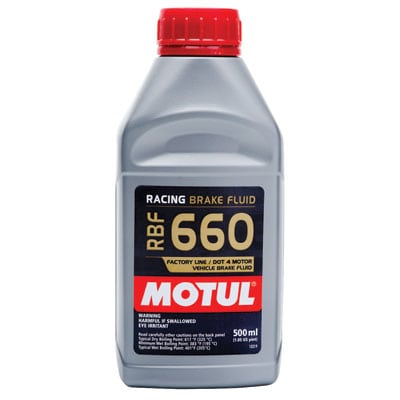 motul rbf 660 racing brake fluid dot 4 5 liter mra. Black Bedroom Furniture Sets. Home Design Ideas